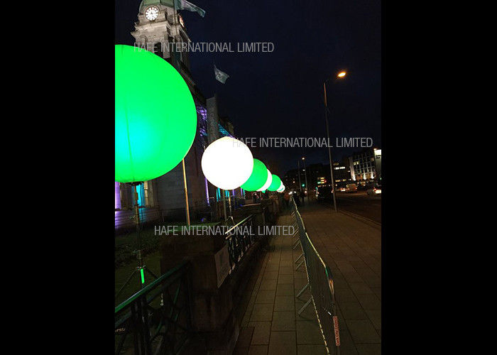 130 CM Balloon Luminaid Inflatable Light Build In RGB White Led Big Events Used
